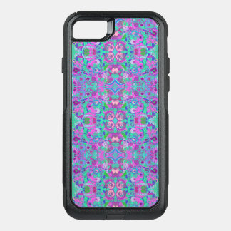 girly swirls phone case