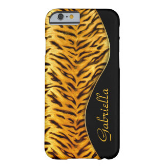 Girly Tiger Monogram iPhone 6 case