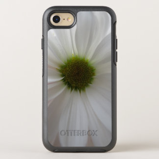 Girly White Flower Chic OtterBox Symmetry iPhone 8/7 Case