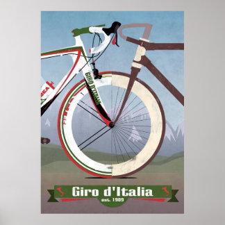 GIRO D ITALIA POSTERS
