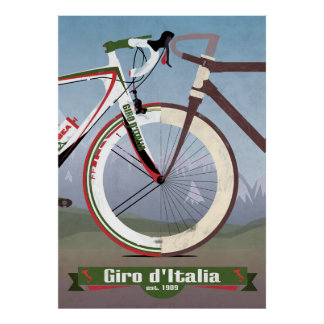 GIRO D'ITALIA POSTERS