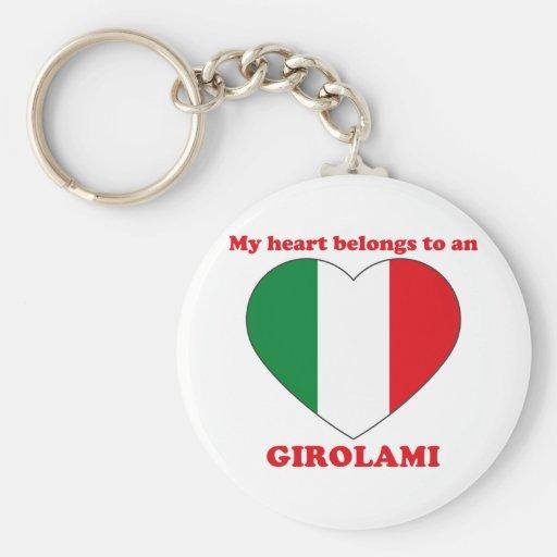 Girolami Keychains