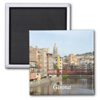 Girona (Gerona) Magnet