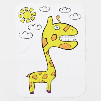 Girraffey the Giraffe - Baby Blanket