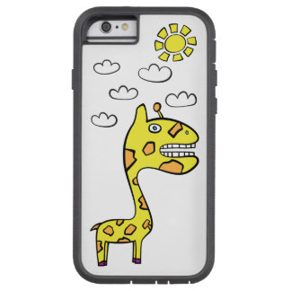 Girraffey the Giraffe Tough Xtreme iPhone 6 Case