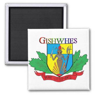 Gishwhes Brave Little Ants logo magnet