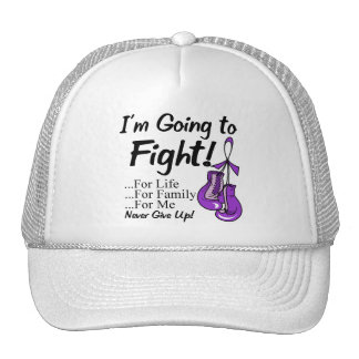 GIST Cancer I am Going To Fight. Trucker Hat