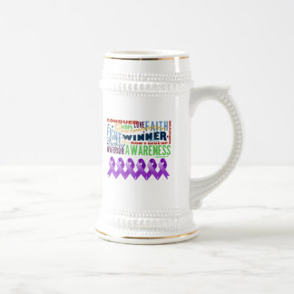 GIST Cancer Inspirational Words Mugs