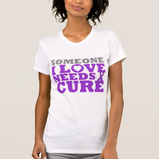 GIST Cancer Someone I Love Needs A Cure Tees