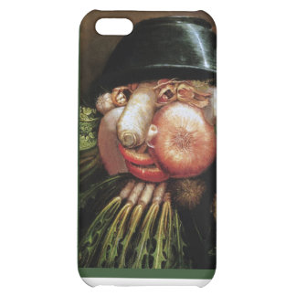 Giuseppe Arcimboldo - The Greengrocer iPhone 5C Cover