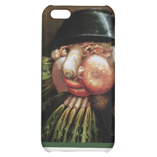 Giuseppe Arcimboldo - The Greengrocer iPhone 5C Case