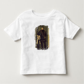 Giuseppe da Porto and his Son Adriano, c.1555 (oil Toddler T-Shirt