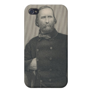 Giuseppe Garibaldi, engraved by D.J Pound Case For The iPhone 4