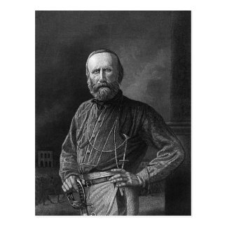 Giuseppe Garibaldi Post Card