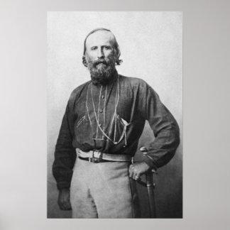 Giuseppe Garibaldi Poster