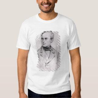 Giuseppe Mazzini (1805-72) 1830 (charcoal) (b/w ph Shirts