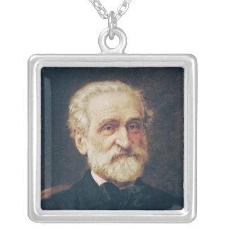 Giuseppe Verdi Personalized Necklace