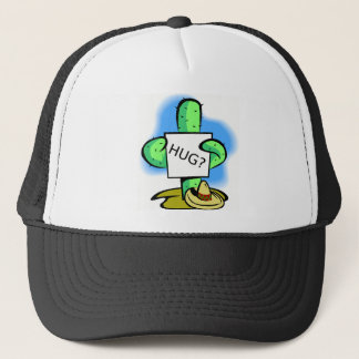 Give a catus a hug trucker hat