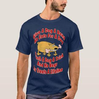 Give A Dog A Bone---- T-Shirt