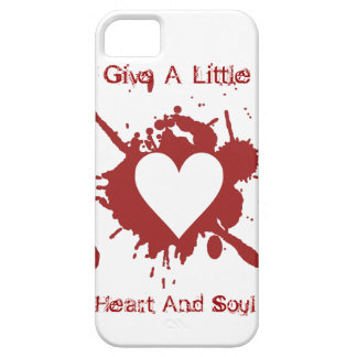 Give A Little iPhone 5 Cover