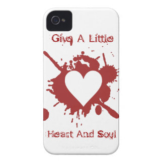 Give A Little iPhone 4 Case-Mate Case