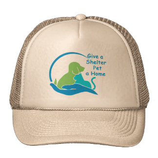 give a shelter pet a home cap