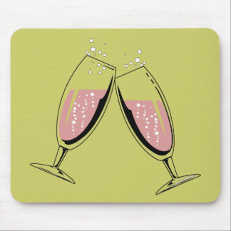 Give A Toast copy Mouse Mat