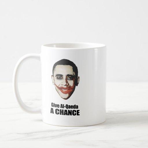 Give Al-Qaeda a chance Mug