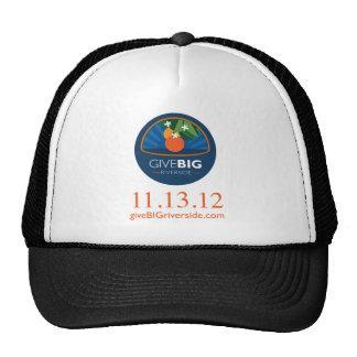 Give BIG Riverside Shirt Cap