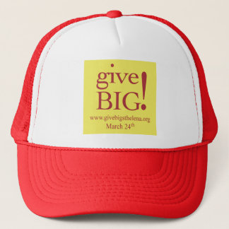 Give Big Trucker Hat
