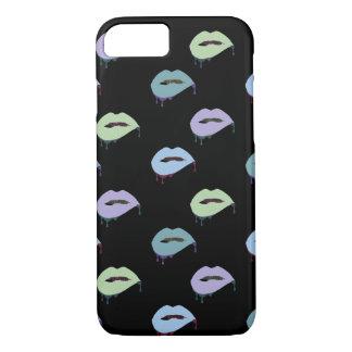 Give 'Em Lip iPhone 7 Case