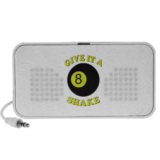 Give It A Shake Travel Speakers