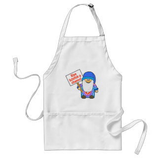 Give Lutefisk a Chance Apron