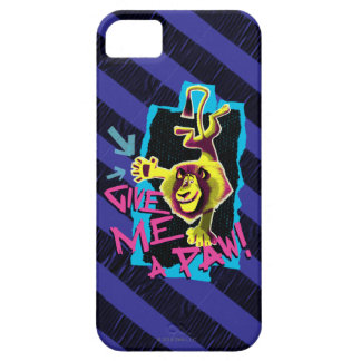 Give Me a Paw iPhone 5 Cover