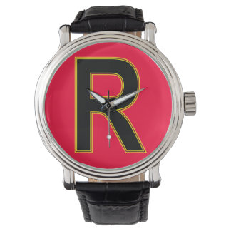 Give me an R! Watch