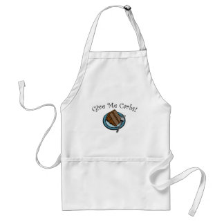 Give Me Carbs! Standard Apron