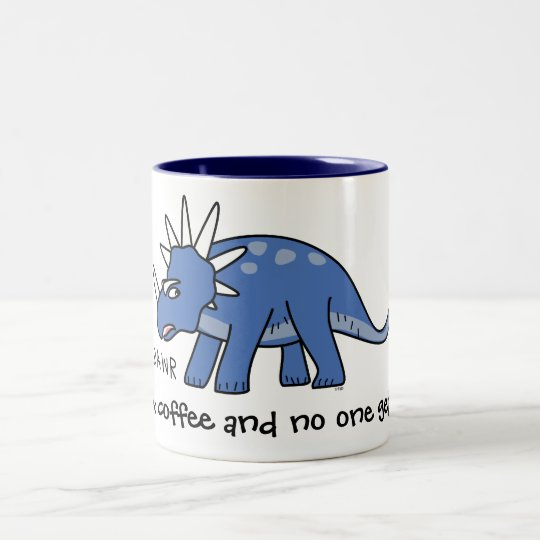 Give me coffee and no one gets hurt! Coffee Mugs