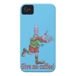 Give me coffee! Iphone4 case. Case-Mate iPhone 4 Case