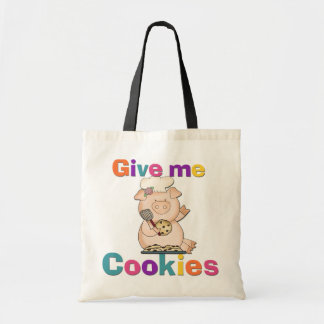Give Me Cookies Tshirts and Gifts Bag