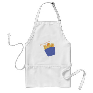Give Me Fries Apron