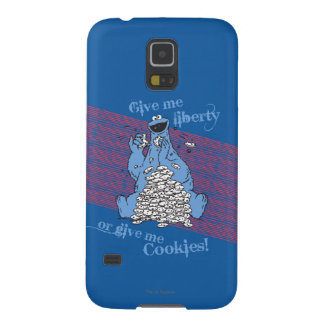 Give Me Liberty or Give Me Cookies! Galaxy S5 Case
