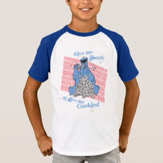 Give Me Liberty or Give Me Cookies! T-Shirt