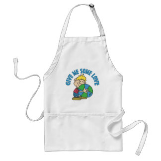 Give Me Some Love Standard Apron