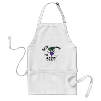 Give Me The Beet Apron