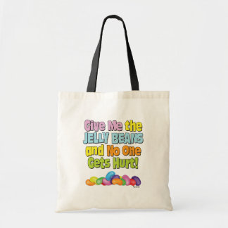 Give me the Jelly Beans Canvas Bags