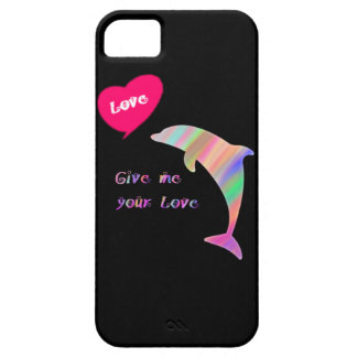 Give me your love iPhone 5 cover