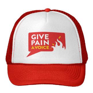 Give Pain A Voice Cap