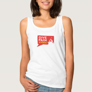 Give Pain A Voice Tank Top
