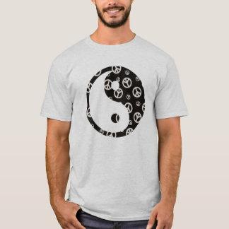 Give Peace a Chance 1 Yin and Yang T-Shirt