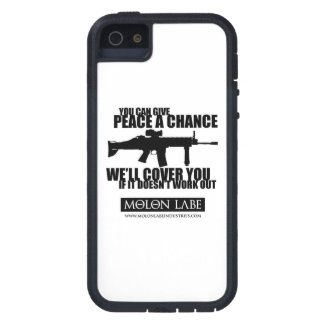 Give Peace A Chance iPhone Cover Tough Xtreme iPhone 5 Case